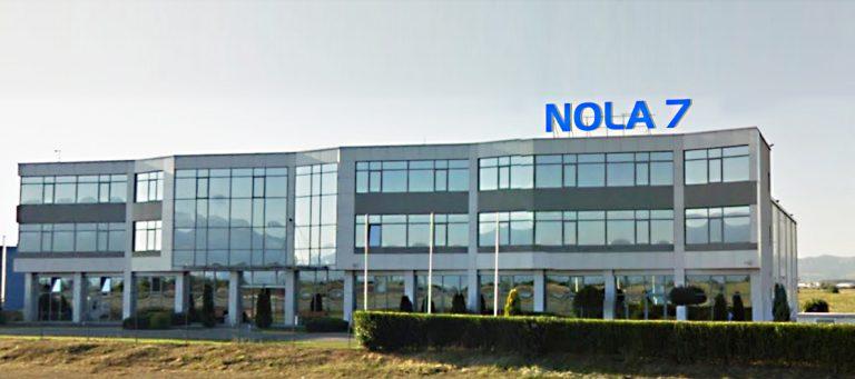 NOLA 7 LTD. COMPANY BUILDING SOFIA BULGARIA